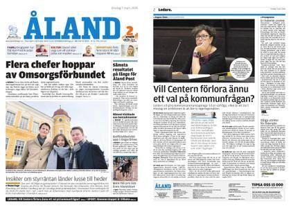 Ålandstidningen – 07 mars 2018