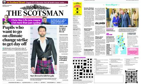 The Scotsman – March 06, 2019