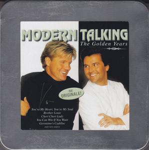 Modern Talking - The Golden Years (2009) [3CD Box Set]