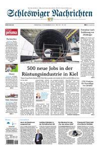 Schleswiger Nachrichten - 05. November 2019