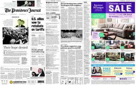 The Providence Journal – June 01, 2018