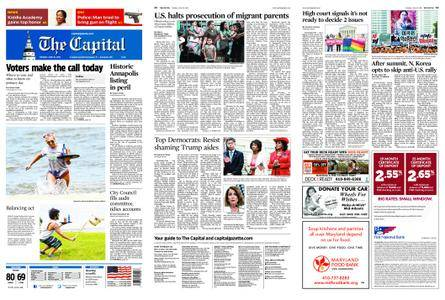 The Capital – June 26, 2018