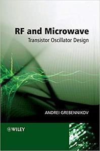 RF and Microwave Transistor Oscillator Design [Repost]