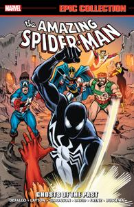 Amazing Spider-Man Epic Collection v15-Ghosts of the Past 2014 Digital Zone
