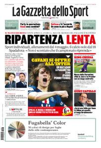 La Gazzetta dello Sport - 27 Aprile 2020
