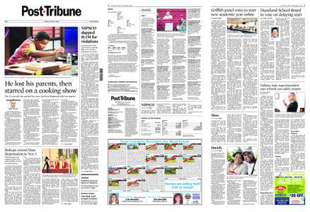 Post-Tribune – August 07, 2020
