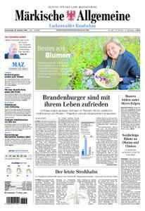 Märkische Allgemeine Luckenwalder Rundschau - 25. Oktober 2018