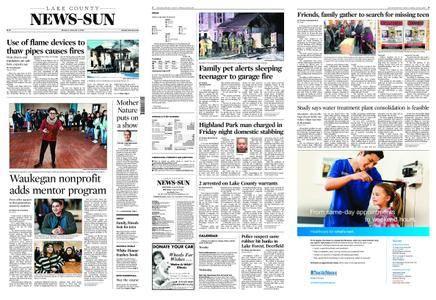 Lake County News-Sun – January 08, 2018