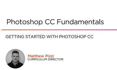 Photoshop CC Fundamentals