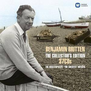 V.A. - Benjamin Britten: The Collector's Edition (37CDs, 2008)