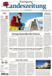 Thüringische Landeszeitung – 28. April 2020