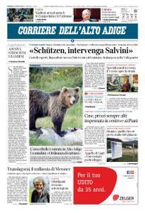 Corriere dell'Alto Adige – 18 agosto 2019