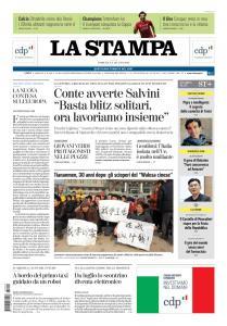 La Stampa Torino Provincia e Canavese - 2 Giugno 2019
