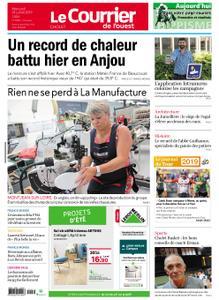Le Courrier de l'Ouest Cholet – 24 juillet 2019
