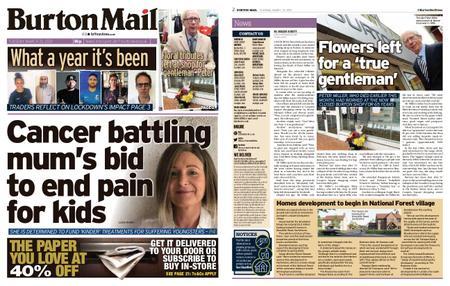 Burton Mail – March 23, 2021
