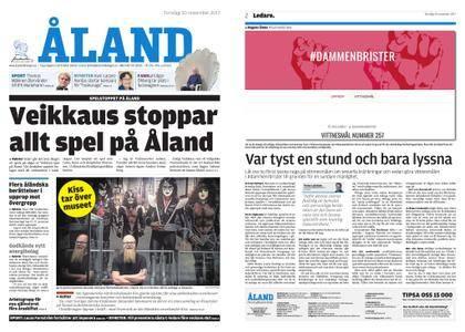 Ålandstidningen – 30 november 2017