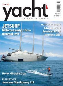 Yacht magazine - červenec 2018