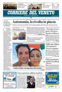 Corriere del Veneto Padova e Rovigo – 18 ottobre 2019