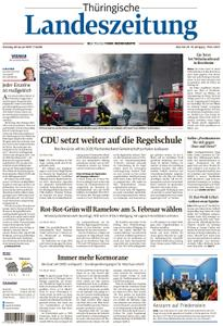 Thüringische Landeszeitung – 28. Januar 2020