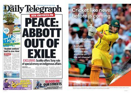 The Daily Telegraph (Sydney) – August 27, 2018