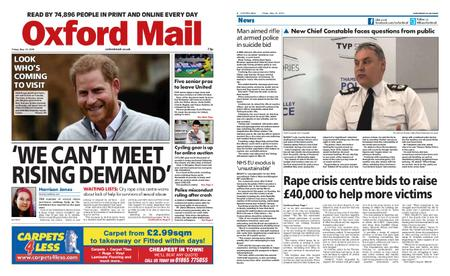 Oxford Mail – May 10, 2019
