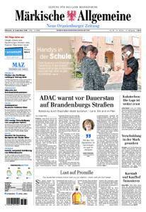 Neue Oranienburger Zeitung - 12. September 2018
