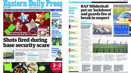 Eastern Daily Press – December 19, 2017