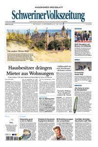 Schweriner Volkszeitung Hagenower Kreisblatt - 12. September 2018