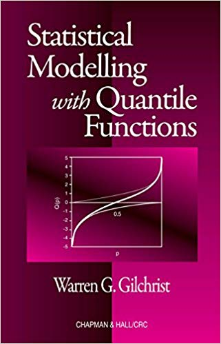 Statistical Modelling with Quantile Functions (Repost)