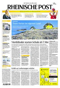 Rheinische Post – 29. April 2020
