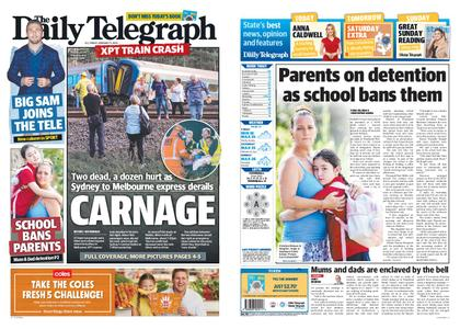 The Daily Telegraph (Sydney) – February 21, 2020