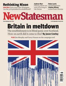 New Statesman - 12 - 18 September 2014