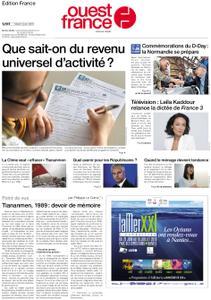 Ouest-France Édition France – 04 juin 2019