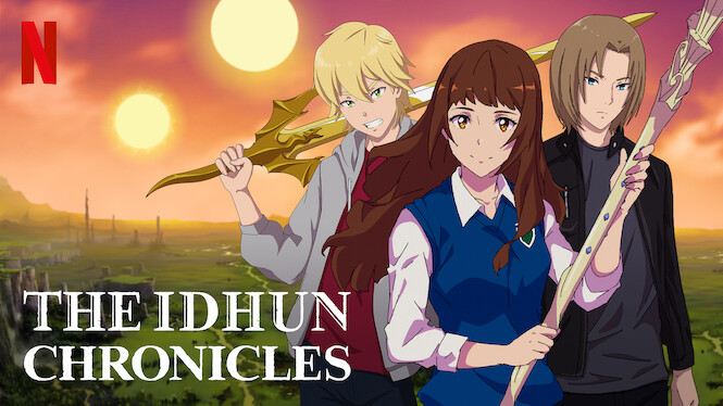 The Idhun Chronicles S01E01