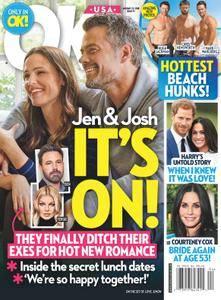 OK! Magazine USA - January 22, 2018