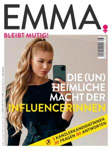 Emma Germany - September-Oktober 2021