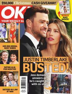 OK! Magazine Australia - December 09, 2019