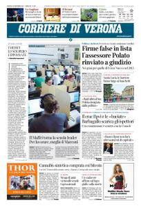 Corriere di Verona - 10 Novembre 2017
