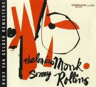 Thelonious Monk & Sonny Rollins - Thelonious Monk & Sonny Rollins (1954) {2006 Prestige RVG Remasters Series}