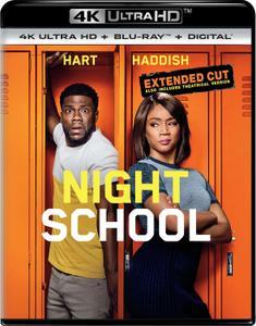 Night School (2018) [4K, Ultra HD]