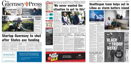 The Guernsey Press – 28 November 2019