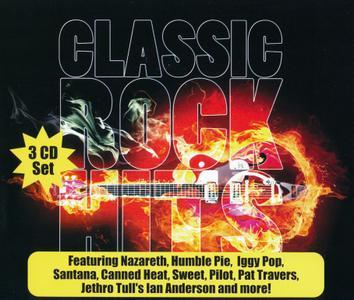 VA - Classic Rock Hits (2010) {3CD Box Set}