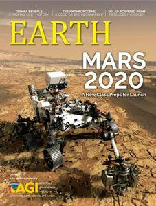 EARTH Magazine - October 01, 2017