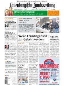 Lauenburgische Landeszeitung - 11. November 2017