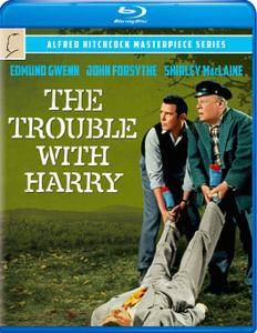 Alfred Hitchcock: The Masterpiece Collection. The Trouble with Harry (1955)
