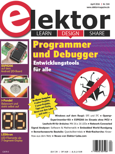 elektor Germany April 04/2016
