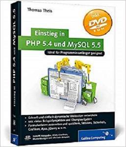 Einstieg in PHP 5.4 und MySQL 5.5 [Repost]