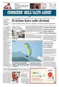 Corriere dell'Alto Adige – 14 settembre 2018
