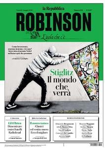 la Repubblica Robinson - 1 Maggio 2020