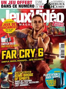 Jeux Vidéo Magazine Spécial - Été 2021